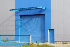 B71 & B113 – Serranda Industriale