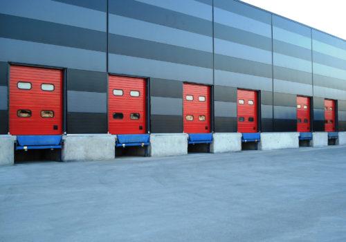 Sectional Door – Industrial